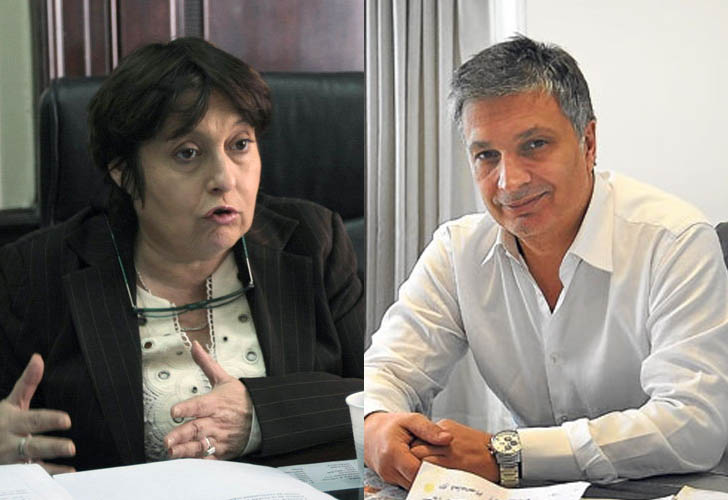 Graciela Ocaña denuncia FPT