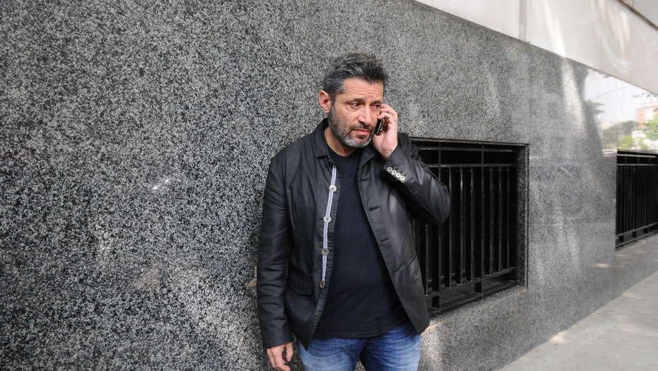Graciela Ocaña denuncia a Santamaria